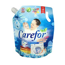 baby liquid detergent packaging pouch